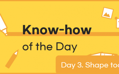[Know-how of the Day] Day 3. Drawing Shapes